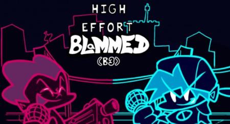 B3 Blammed FNF MOD