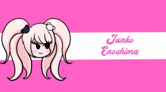 Junko Enoshima FNF Skin