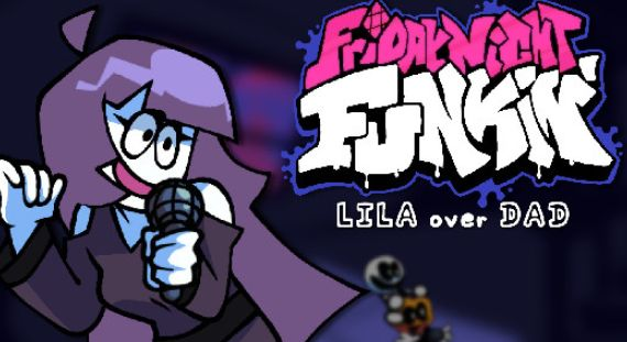 Lila FNF Skin