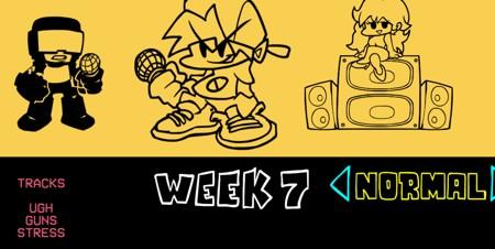New Week 7 FNF