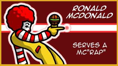 Ronald McDonald FNF MOD