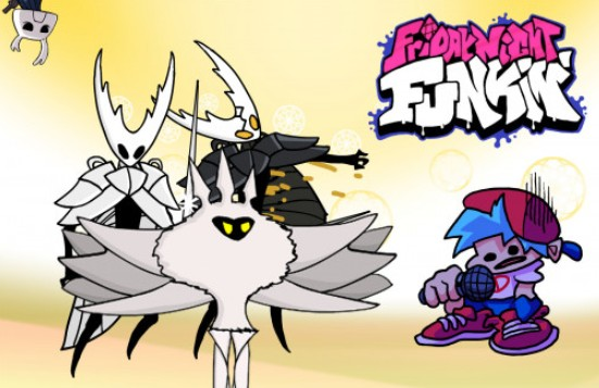 The Hollow Knight FNF MOD