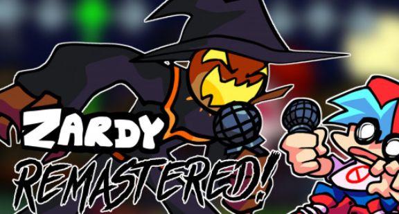 Zardy Remaster FNF MOD