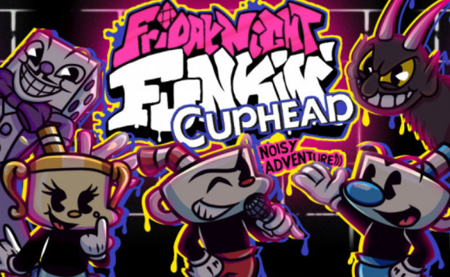 FNF X Cuphead MOD