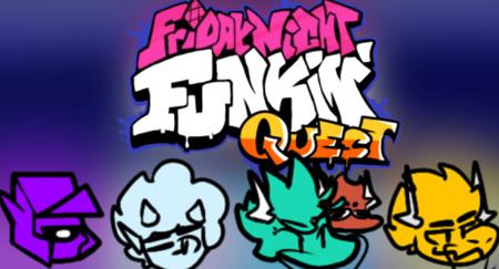 Friday Night Funkin' Quest MOD