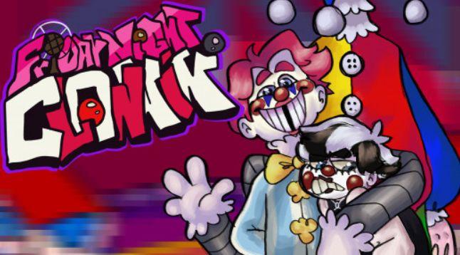 Friday Night Clownin' MOD