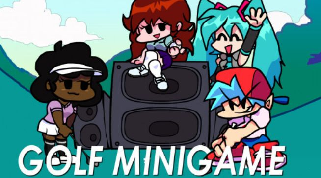 Golf MiniGame FNF MOD