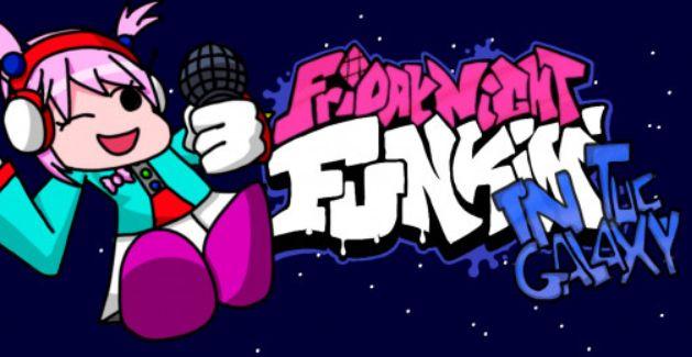 In The Galaxy FNF MOD