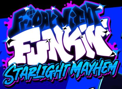Starlight Mayhem FNF MOD