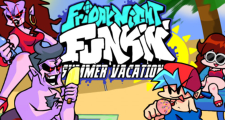 Summer Vacations FNF MOD