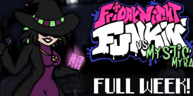 Tales From The Graveyard FNF MOD