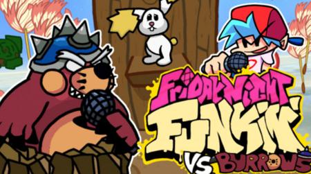 VS Burrows FNF MOD