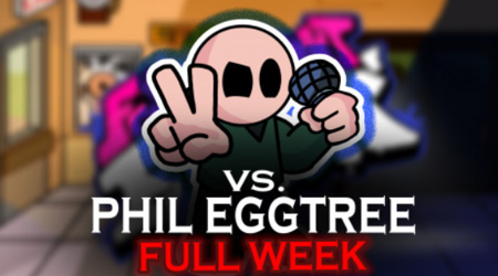 VS Phil Eggtree FNF MOD