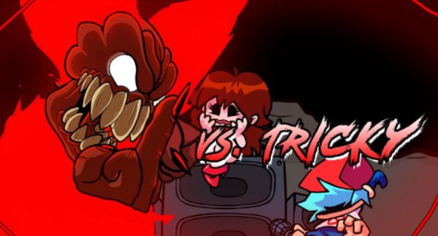 VS Tricky Phase 3 FNF MOD (Fanmade)