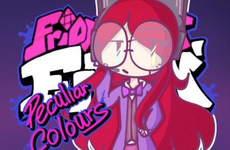 Peculiar Colors FNF MOD