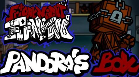 Vs Pandora's Box FNF MOD
