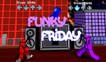 Roblox Funky Friday