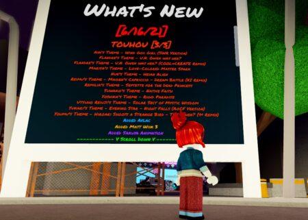 TouHou 3/3 Update