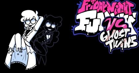 Vs Ghost Twins FNF MOD