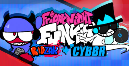 VS RidZak & Cybbr FNF MOD