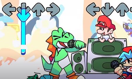 VS Yoshi Phase 3