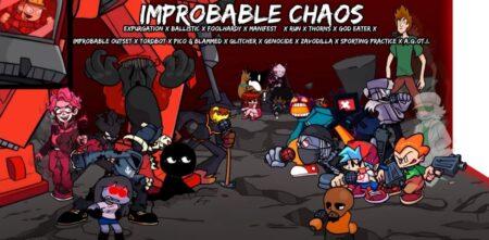 FNF Improbable Chaos MOD v1.1 Update