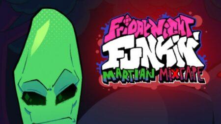 FNF Martian Mixtape Unblocked