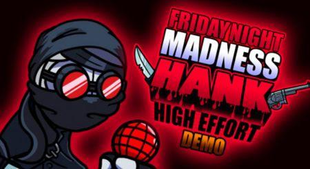Friday Night Madness VS Hank High Effort