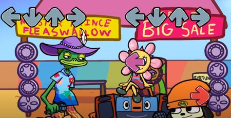 FNF With Parappa MOD