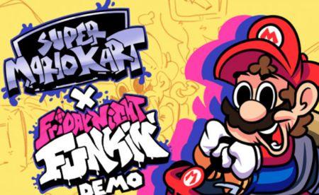 VS Super Mario Kart Unblocked