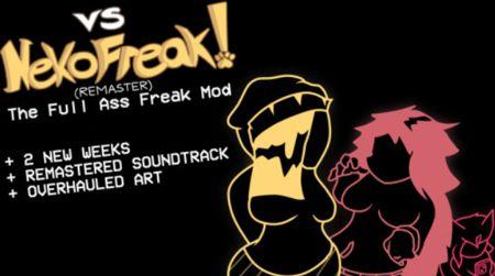 FNF VS NekoFreak Remaster