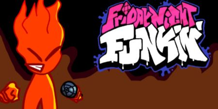 VS Blaze FNF MOD