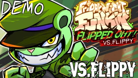 FNF VS Flippy (Flipped Out)