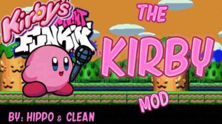 VS Kirby FNF MOD