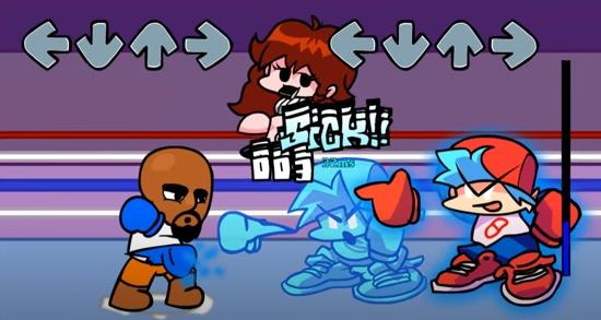 VS Matt Boxing Fight Immortality