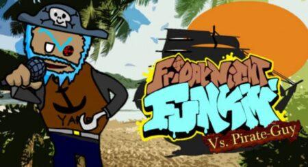 VS Pirate Guy FNF MOD