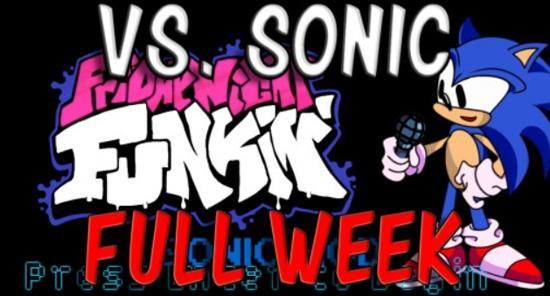FNF VS Sonic