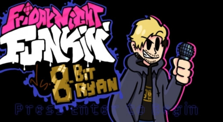 FNF VS 8-bit Ryan