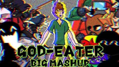 FNF God Eater Mashup Unblocked