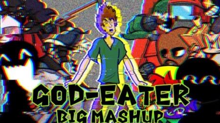 FNF God Eater Big Mashup