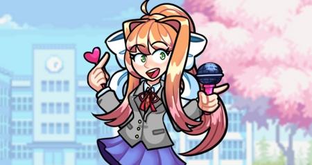 VS Monika HD