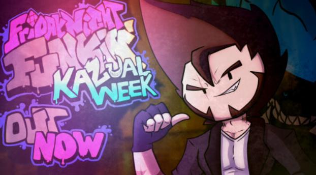 VS Kaz (Kazual Week)
