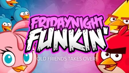 FNF VS Angry Birds
