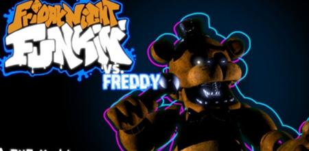 VS Freddy Fazbear