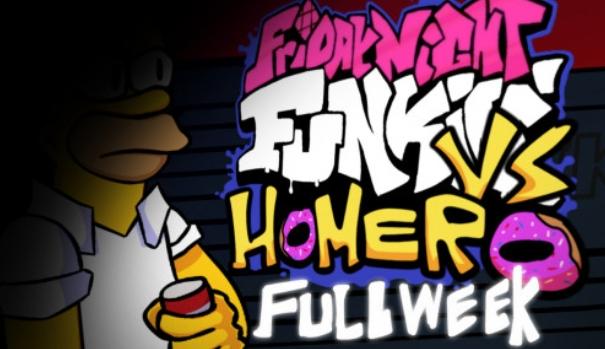 VS Homero FNF MOD