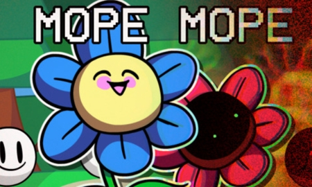 VS Mope Mope Unblocked