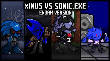 VS Sonic.Exe Minus Endah's Version