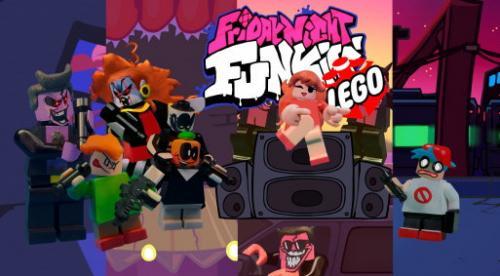 FNF Lego