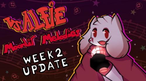VS Alfie & Ralsei 2.0 Update