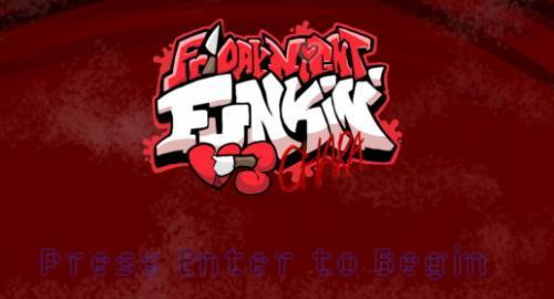 VS Chara Game Over FNF MOD